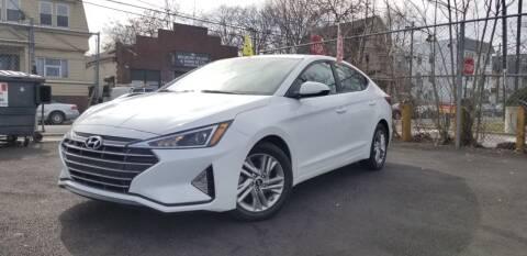 2020 Hyundai Elantra for sale at Elis Motors in Irvington NJ