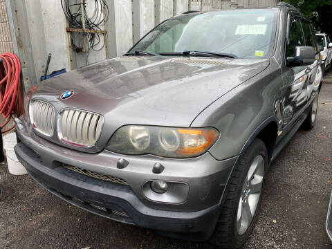 2004 BMW X5 for sale at White River Auto Sales in New Rochelle NY