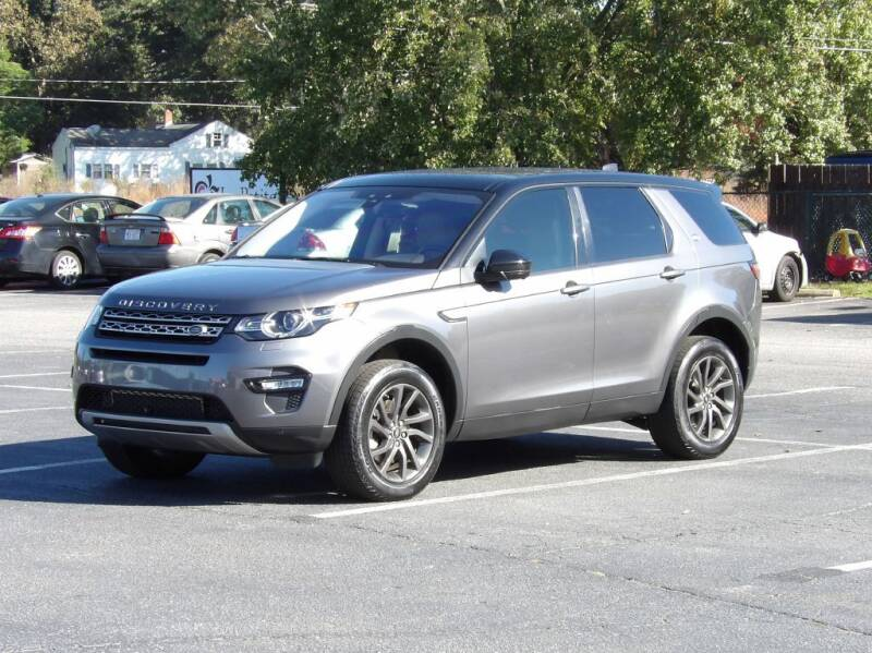 2017 Land Rover Discovery Sport for sale at Access Auto in Kernersville NC