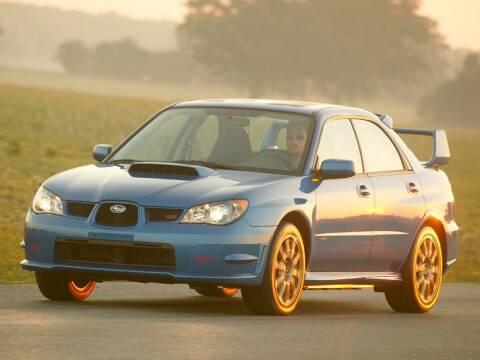 2006 Subaru Impreza for sale at Sundance Chevrolet in Grand Ledge MI