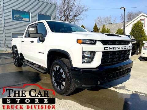 2020 Chevrolet Silverado 2500HD for sale at The Car Store Inc in Albany NY