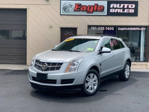 2012 Cadillac SRX for sale at Eagle Auto Sales LLC in Holbrook MA