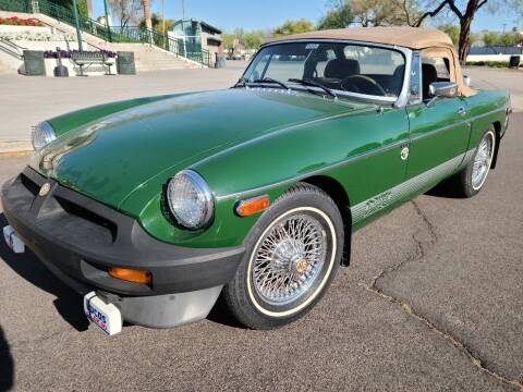 1978 MG MGB for sale at Arizona Auto Resource in Tempe AZ