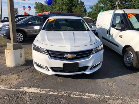 2018 Chevrolet Impala for sale at SuperBuy Auto Sales Inc in Avenel NJ