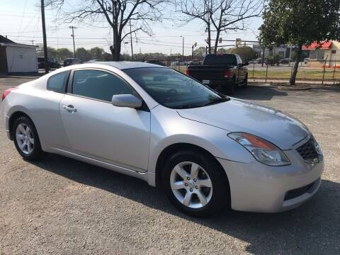 2009 Nissan Altima for sale at Cherry Motors in Greenville SC