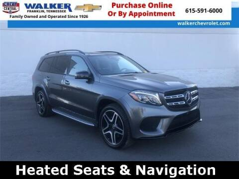 2018 Mercedes-Benz GLS for sale at WALKER CHEVROLET in Franklin TN