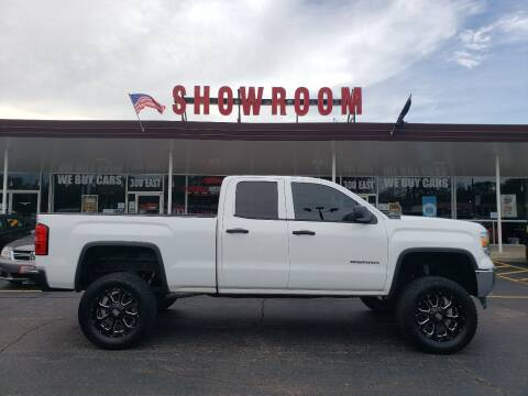 2014 GMC Sierra 1500 for sale at Premium Motors in Villa Park IL
