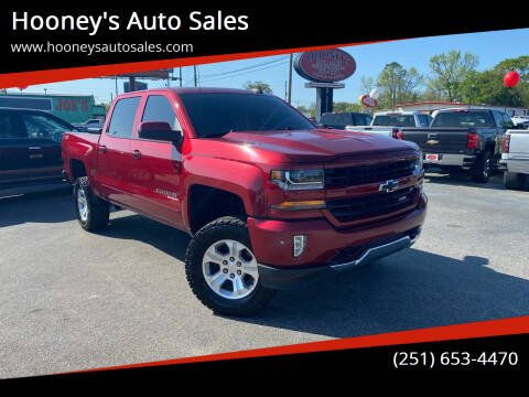 2018 Chevrolet Silverado 1500 for sale at Hooney's Auto Sales in Theodore AL