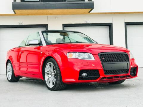 2008 Audi S4 for sale at Avanesyan Motors in Orem UT