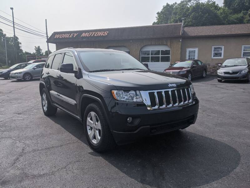 2011 Jeep Grand Cherokee for sale at Worley Motors in Enola PA