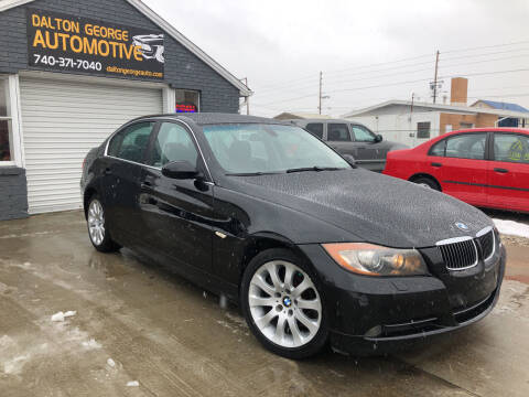 2006 BMW 3 Series for sale at Dalton George Automotive in Marietta OH