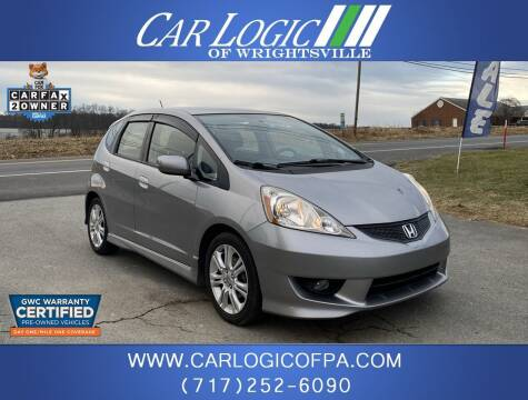 2009 Honda Fit for sale at Car Logic in Wrightsville PA