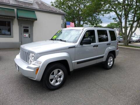 2012 Jeep Liberty for sale at FBN Auto Sales & Service in Highland Park NJ