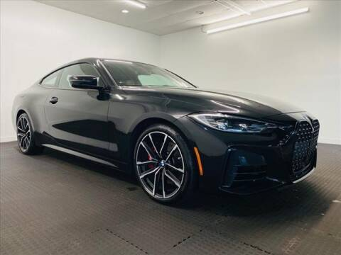 2021 BMW 4 Series for sale at Champagne Motor Car Company in Willimantic CT
