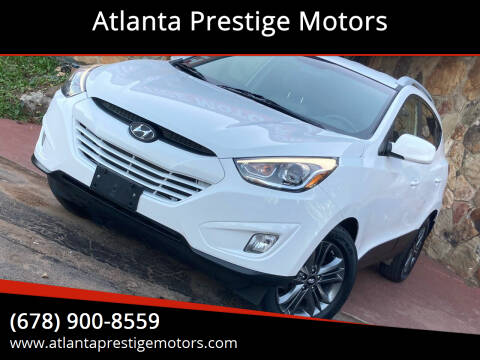 2014 Hyundai Tucson for sale at Atlanta Prestige Motors in Decatur GA