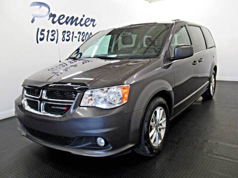 2018 Dodge Grand Caravan for sale at Premier Automotive Group in Milford OH