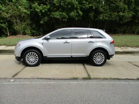 2013 Lincoln MKX for sale at A & P Automotive in Montgomery AL