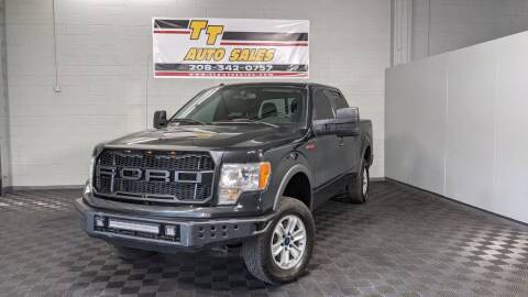2010 Ford F-150 for sale at TT Auto Sales LLC. in Boise ID