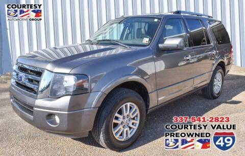 2014 Ford Expedition for sale at Courtesy Value Pre-Owned I-49 in Lafayette LA