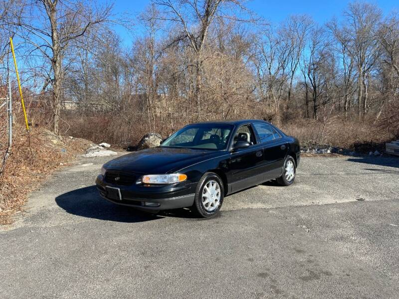 2002 Buick Regal for sale at East Coast Motor Sports in West Warwick RI