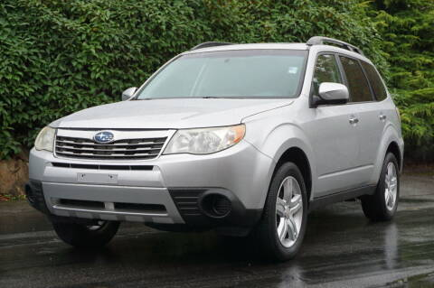 2010 Subaru Forester for sale at West Coast Auto Works in Edmonds WA