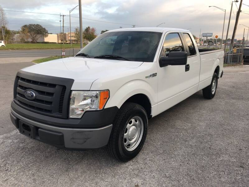 2012 Ford F-150 for sale at Reliable Motor Broker INC in Tampa FL