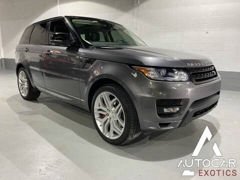 2014 Land Rover Range Rover Sport for sale at AutoCar Exotics in Medley FL