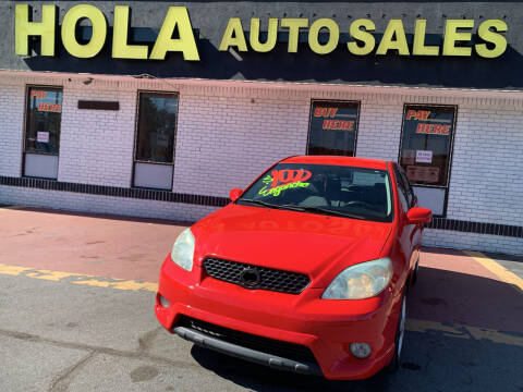 2005 Toyota Matrix for sale at HOLA AUTO SALES CHAMBLEE- BUY HERE PAY HERE - in Atlanta GA