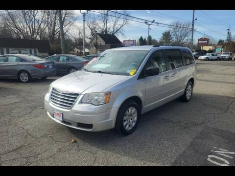2010 Chrysler Town and Country for sale at Colonial Motors in Mine Hill NJ