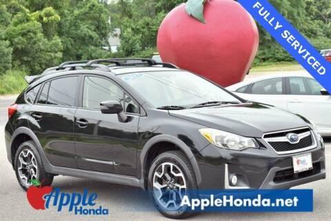 2017 Subaru Crosstrek for sale at APPLE HONDA in Riverhead NY