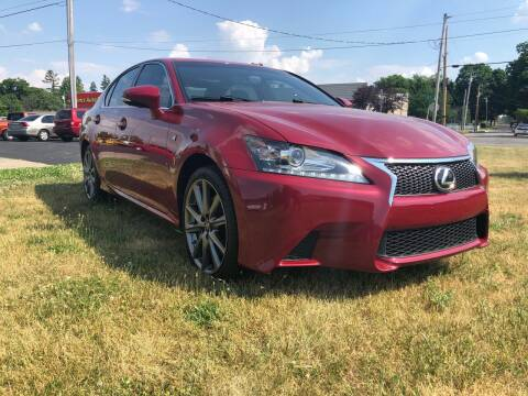 2015 Lexus GS 350 for sale at MARK CRIST MOTORSPORTS in Angola IN