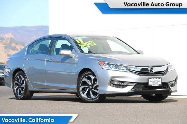 2017 Honda Accord for sale in Vacaville, CA