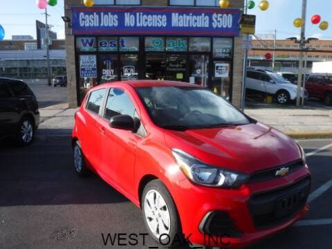 2016 Chevrolet Spark for sale at West Oak in Chicago IL