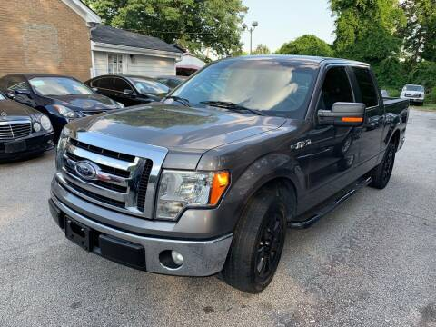 2012 Ford F-150 for sale at Philip Motors Inc in Snellville GA
