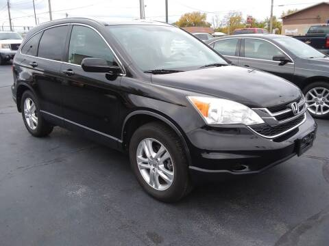 2010 Honda CR-V for sale at Village Auto Outlet in Milan IL