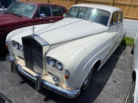1964 Rolls-Royce Phantom for sale at Prestigious Euro Cars in Fort Lauderdale FL