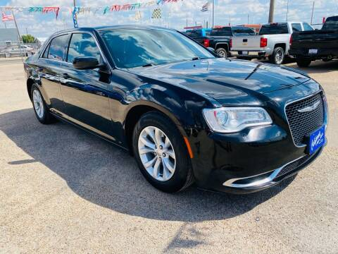 2015 Chrysler 300 for sale at California Auto Sales in Amarillo TX