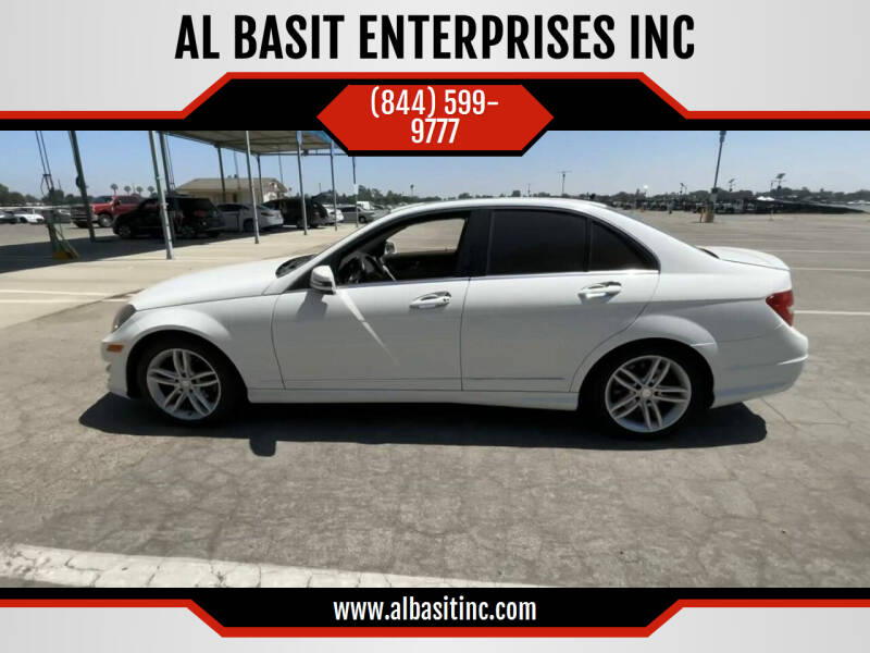 2014 Mercedes-Benz C-Class for sale at AL BASIT ENTERPRISES INC in Riverside CA