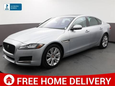 2017 Jaguar XF for sale at Florida Fine Cars - West Palm Beach in West Palm Beach FL