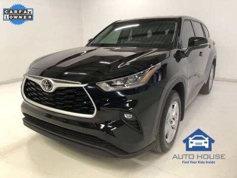 2020 Toyota Highlander for sale at AUTO HOUSE PHOENIX in Peoria AZ