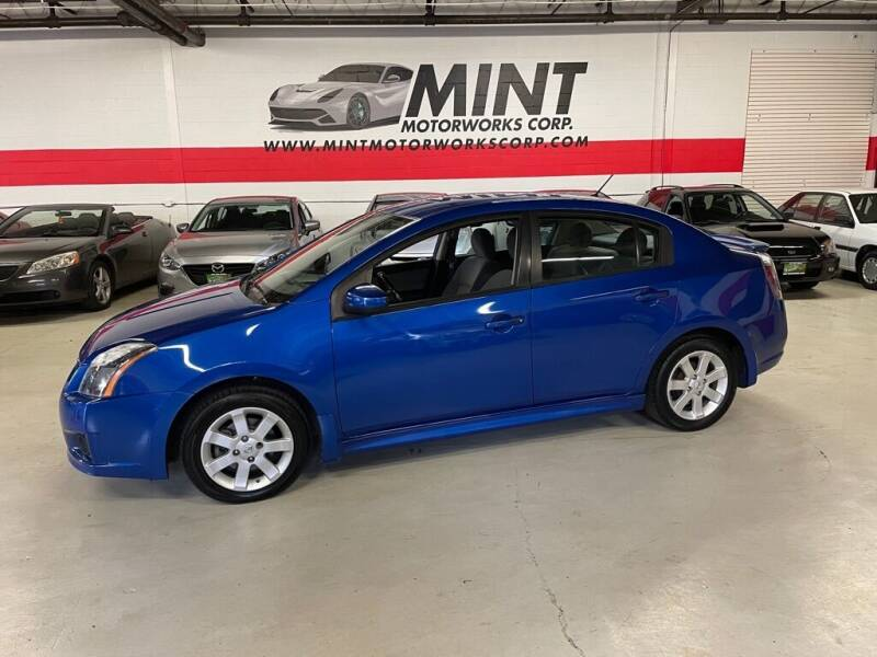 2011 Nissan Sentra for sale at MINT MOTORWORKS in Addison IL