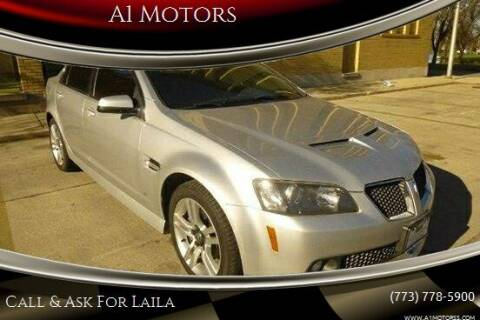 2009 Pontiac G8 for sale at A1 Motors Inc in Chicago IL