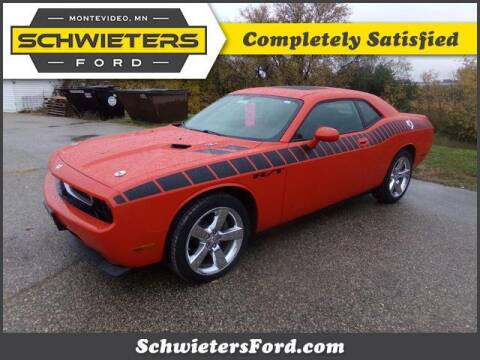 2009 Dodge Challenger for sale at Schwieters Ford of Montevideo in Montevideo MN