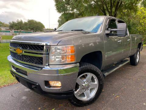 2013 Chevrolet Silverado 2500HD for sale at Powerhouse Automotive in Tampa FL