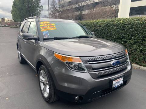 2011 Ford Explorer for sale at Right Cars Auto Sales in Sacramento CA