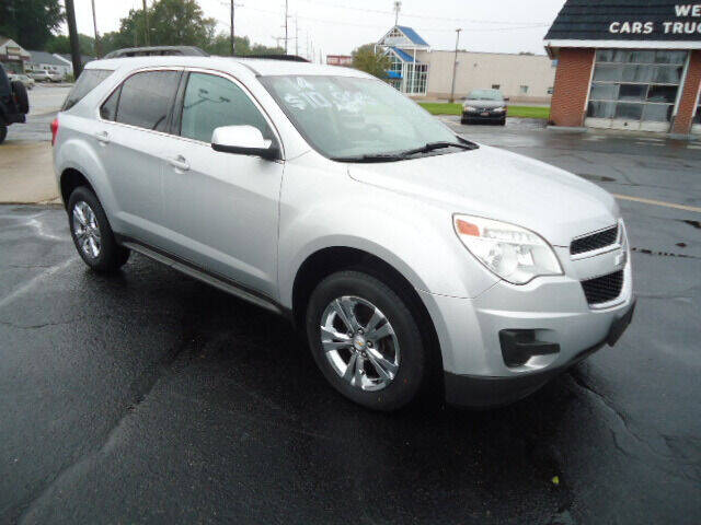 2014 Chevrolet Equinox for sale at Tom Cater Auto Sales in Toledo OH