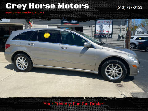 2007 Mercedes-Benz R-Class for sale at Grey Horse Motors in Hamilton OH