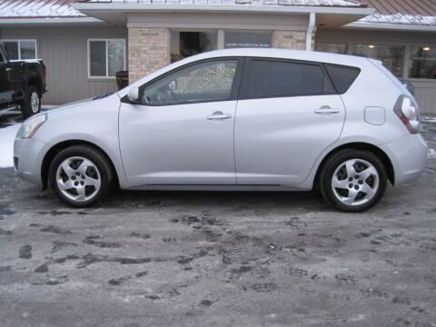 2009 Pontiac Vibe for sale at Motors Inc in Mason MI
