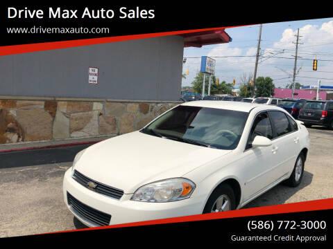 2008 Chevrolet Impala for sale at Drive Max Auto Sales in Warren MI