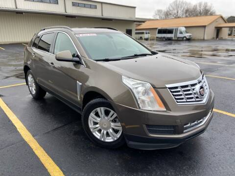 2014 Cadillac SRX for sale at D3 Auto Sales in Des Arc AR